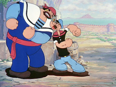 Popeye Sailor Characters1