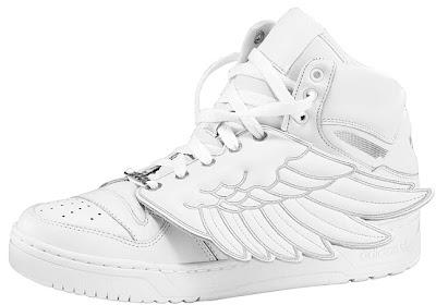 Craquage pour Adidas par Jeremy Scott Le blog de rotide