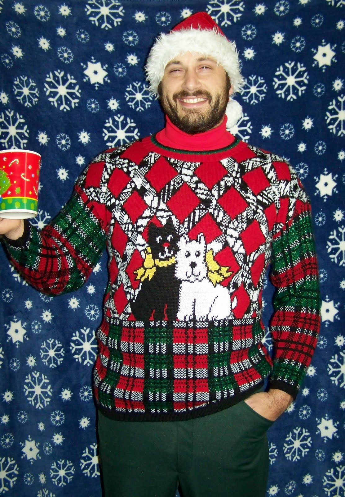 Ugly Sweaters Not Christmas
