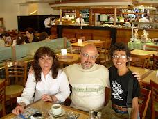 Amigos em BS AS - Argentina