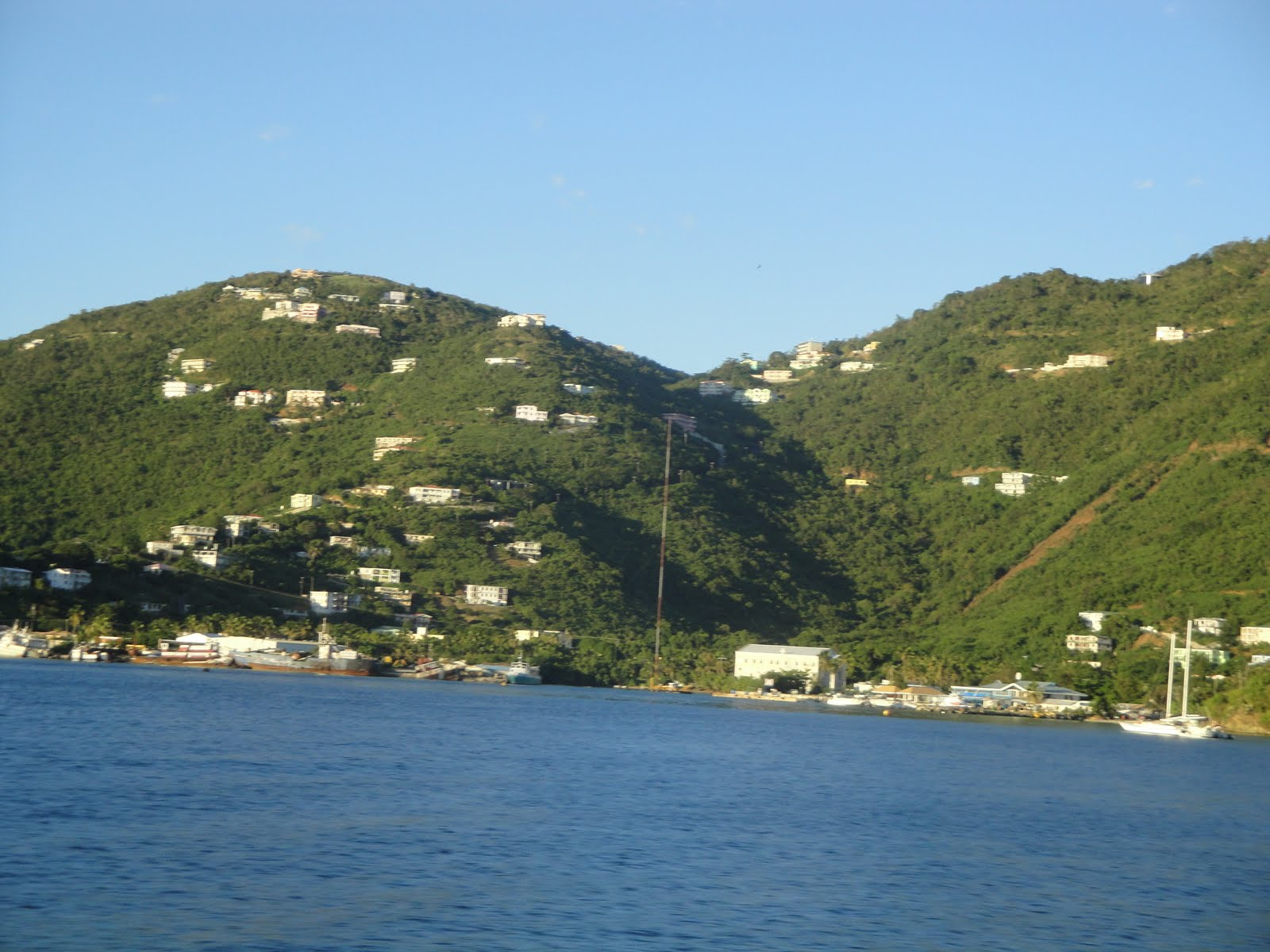 Tortola British Virgin Islands Weather In June