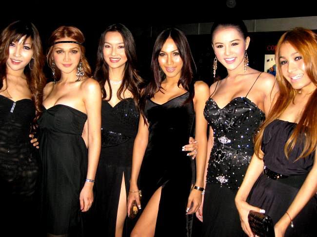 Stripper orgy party porn stars women