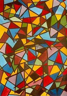 Seth F. Henriett : Mozaikba zárt magány