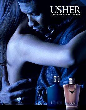 usher new fragrance perfume