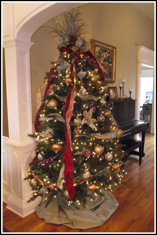 Tree decorating ideas dream house experience - Arboles de navidad decorados ...