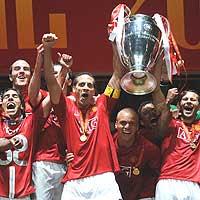 Manchester United - European Champions!! Pic by Rasagy aka Rash