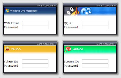 Web Messenger – Chat Client on your Browser
