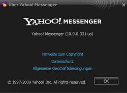 Ads remover and multi-messenger for y! Messenger 11 (and older.