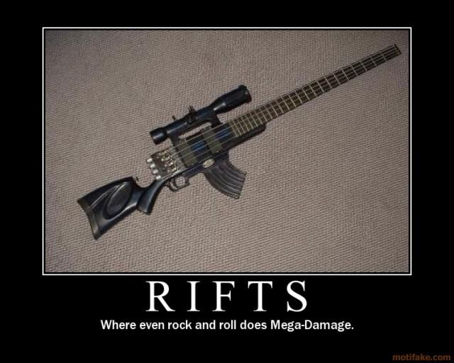 Rock n Roll Megadamage