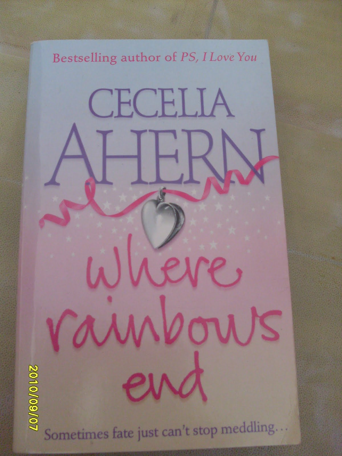 Where Rainbow Ends Book