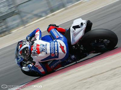 Main Event News Miller Motorsports Park Superbike Ozzy Go