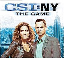 CSI: NY The Game