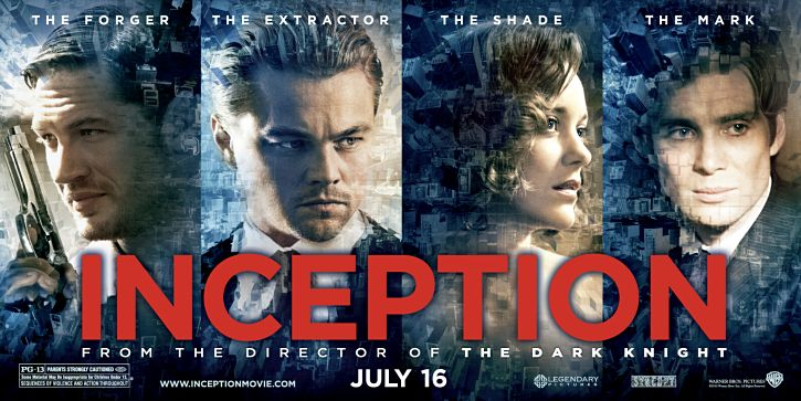 Inception: Teaser Trailer