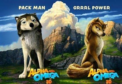 Alpha And Omega Teaser Trailer