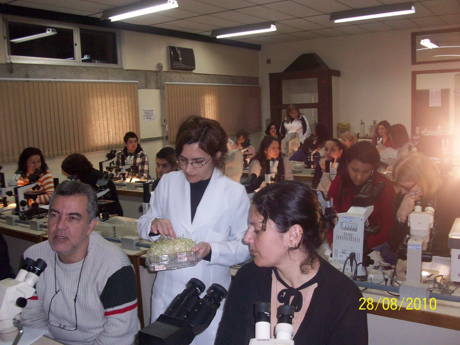 Curso tecnico em quimica ead rs