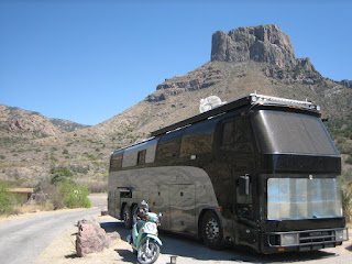 Odyssey at Chisos Basin