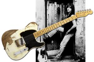 Jeff Beck Esquire