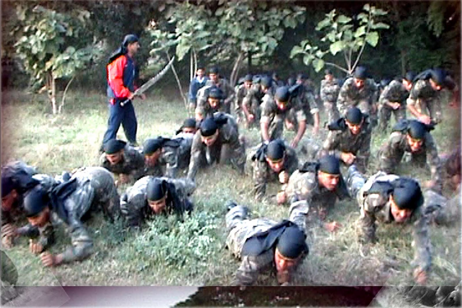 Indian army training pics