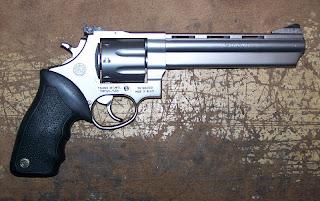 Mr  Completely: Taurus 608  357 Magnum Revolver