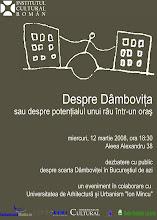 despre Dambovita