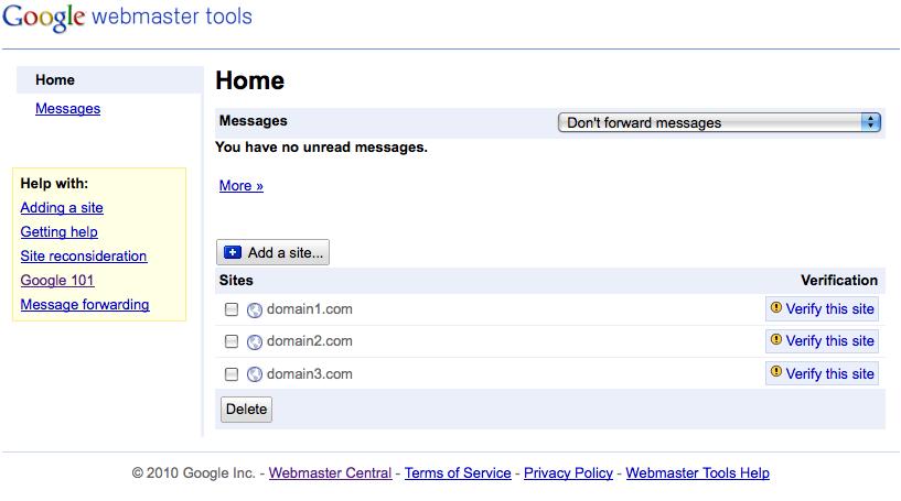 Official Google Webmaster Central Blog: Webmasters