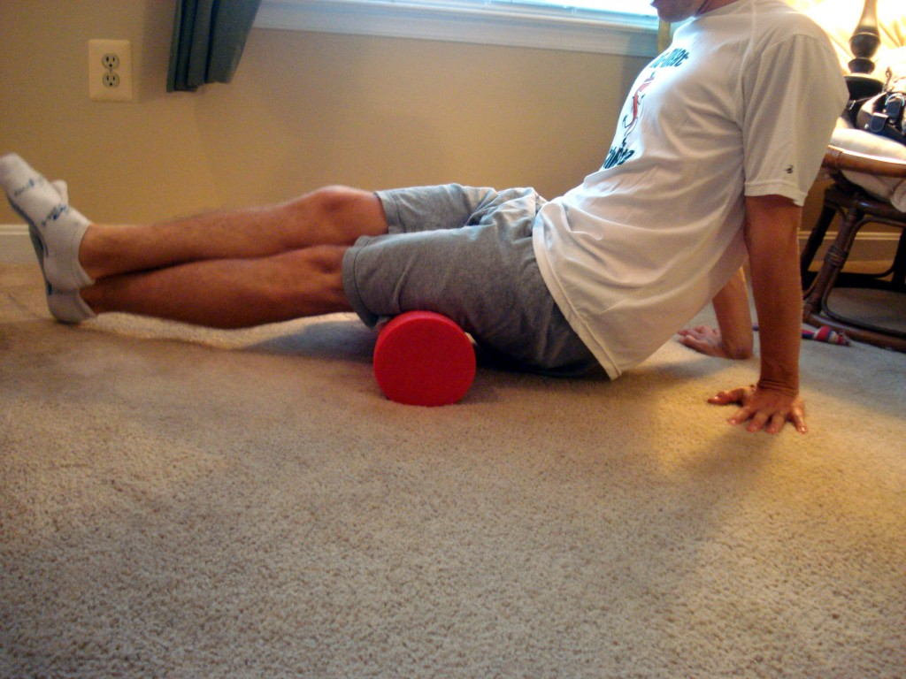 Vif Victory Is Finishing Foam Roller Exercises If You