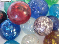 mica, marbles, collectible, collector