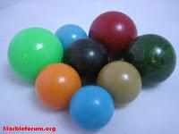 marbles, glass, bakelite, Marble Forum, marbleforum.org