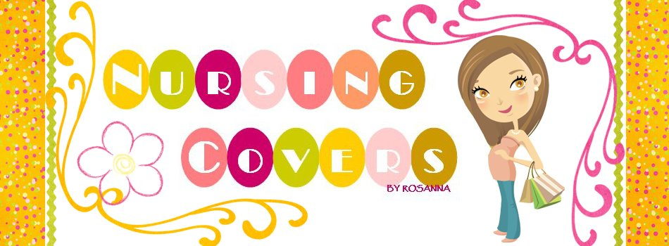 Nursing Covers by Rosanna