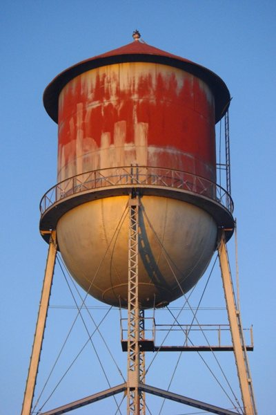 Ocotillo Water Tower