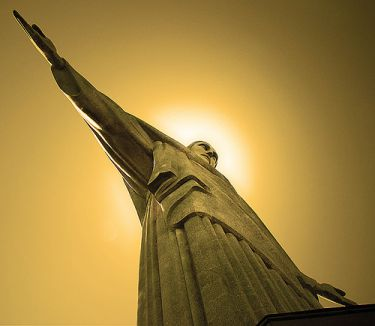 New 7 Wonders - Christ Redeemer