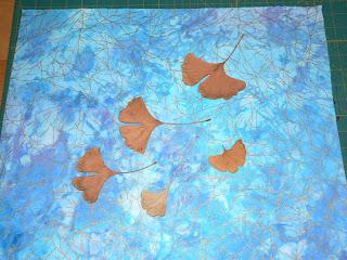 Ravelry: Ginkgo leaf motif pattern by Chinami Horiba
