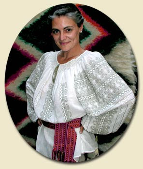 Mexican Dress » Mexican Peasant Blouse