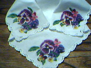 Las servilletas de mi alacena