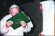 Pope Kiss The Quran