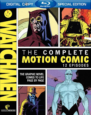 Watchmen Motion comics 1 a 6