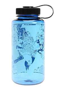 Urban Outfitters Artist Series Water Bottles - $14
