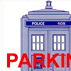 Tardis Parking Only by Cathoris