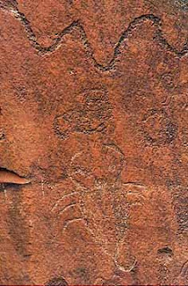 arkeolojide işaretler