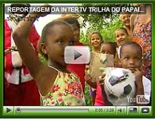 VÍDEO -TCM TRILHA DO PAPAI NOEL - INTERTV.
