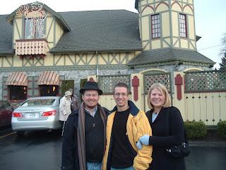 Adam, Kattie, & I.