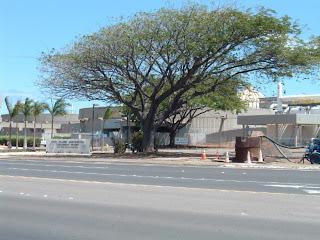 Sand Island Sewage Treatment Plant