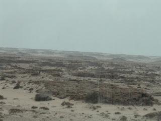 Saharan Basin and Range
