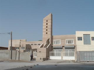 Mauritanian Mosque