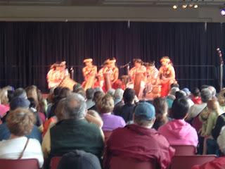Tahitian Drummers