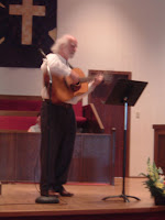 Francis Edwards playing Brother Sun, Sister Moon.