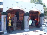 Moroccan Booth