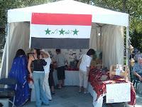 Iraqi Booth