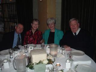 Norm, Reta, Ed, & Barb
