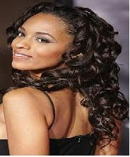 Long African American Hair Styles